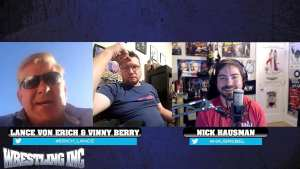 WInc Daily: Shaq Gets The Tables, Paul Wight's HOF Tease (Feat. Lance Von Erich)
