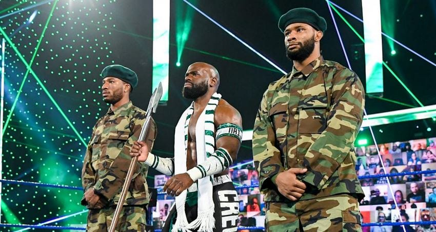 Apollo Crews Talks Struggling To Find Himself On The WWE Main Roster - Wrestling Inc.