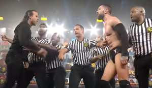 Video: What Happened After WWE NXT With Adam Cole And Finn Balor