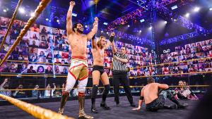 WWE Superstar To Put His 40-0 Winning Streak On The Line During 205 Live Tonight