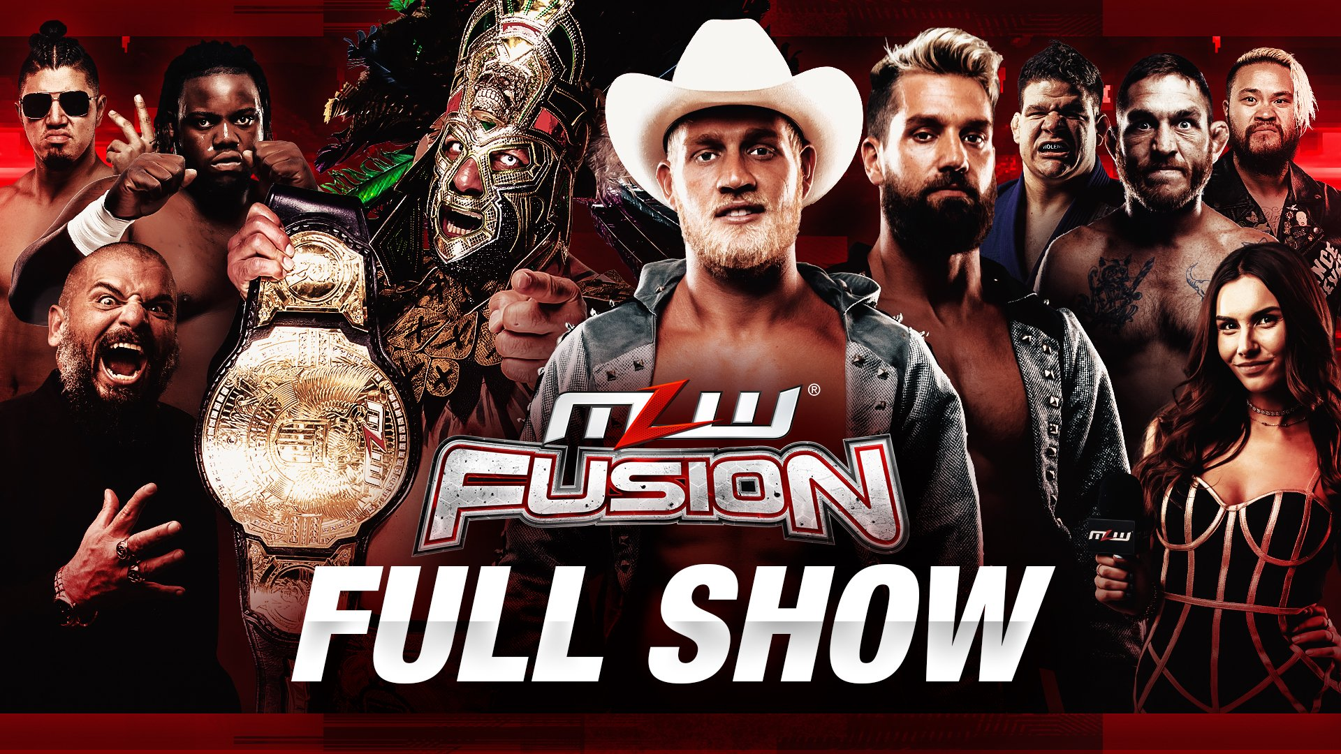MLW Fusion #126