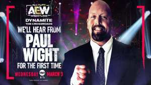 Paul Wight Teases Big Signing For AEW At Revolution PPV