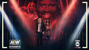 Shaq Debuts On AEW Dynamite: The Crossroads