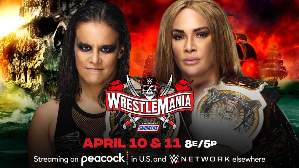 WWE Reportedly Considered Women's Battle Royal With A Twist For WrestleMania  37 - Wrestling Inc.