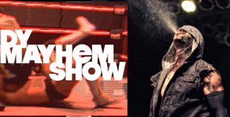 Unholy Gregory James - Indy Mayhem Show
