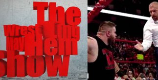 Kevin Owens and Triple H