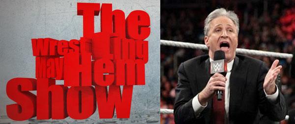 SummerSlam's Pete Rose - Jon Stewart - Wrestling Mayhem Show 533