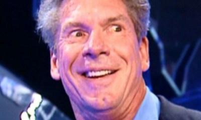 Vince McMahon WWE CEO