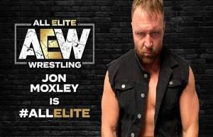 Jon Moxley AEW