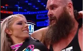 WWE Alexa Bliss and Braun Strowman dating