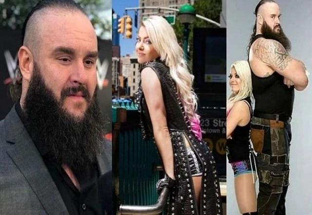 Alexa Bliss and Braun Strowman finally dating