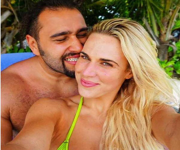 Lana and Rusev romance and personal life