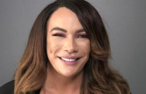 Nia Jax WWE Star wearing Bikini