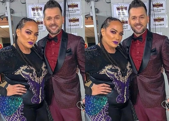 Nia Jax and Mike Rome relationship
