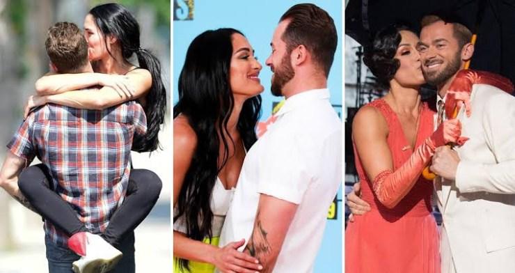 Nikki Bella and Artem Chigvintsev Relationship Timeline