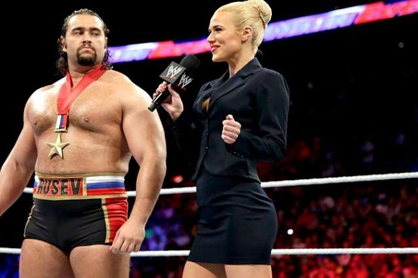 Rusev And Lana Request Their Release