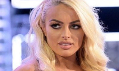 WWE Superstar Mandy Rose in love