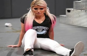 Alexa Bliss WWE Star