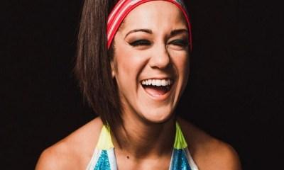 Bayley WWE Star