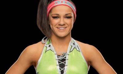 WWE Star Bayley