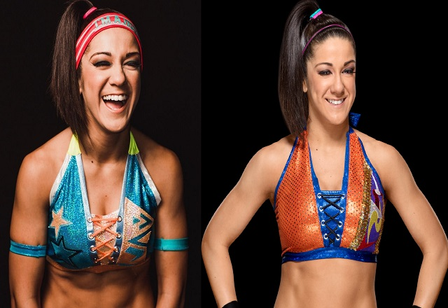 WWE Star Bayley
