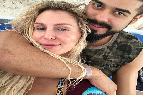 Charlotte Flair and Andrade Engaged