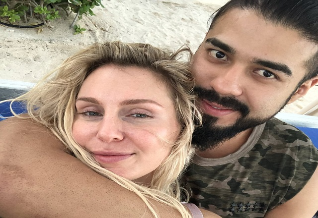 Charlotte Flair and Andrade WWE Stars
