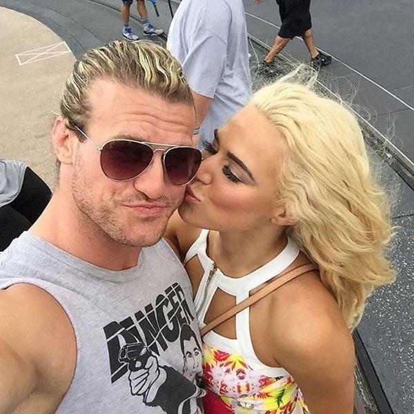 Dolph Ziggler Dating Dana Brooke
