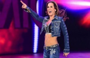 Mickie James WWE Wrestler