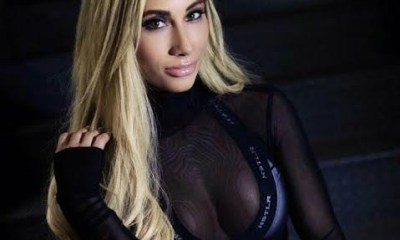 WWE Carmella beautiful