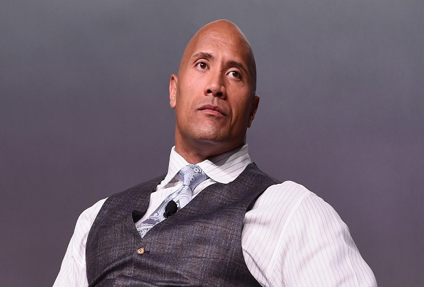 Dwayne The Rock Johnson Hollywood and WWE Legend