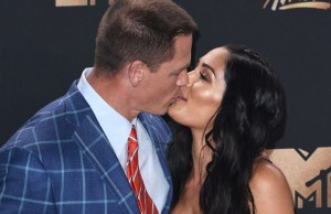 NIKKI BELLA DATING JOHN CENA
