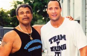 Rocky Johnson Father of Dwayne The Rock Johnson
