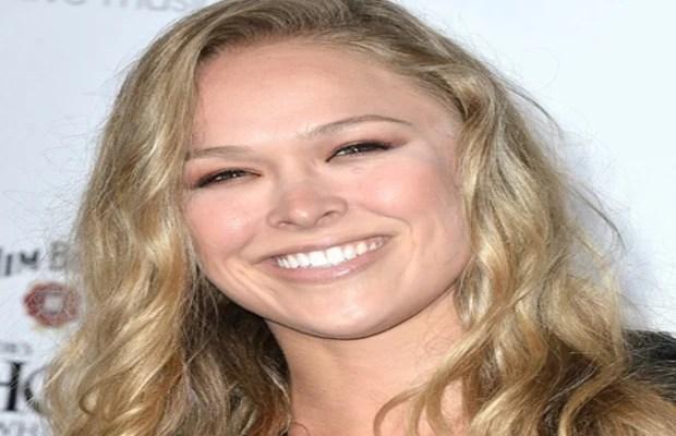 Ronda Rousey WWE Star