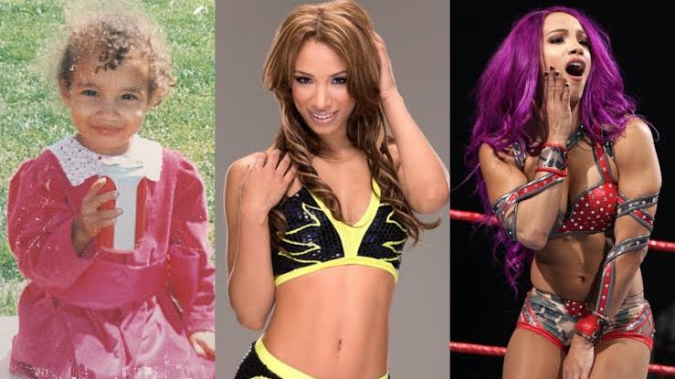 Sasha Banks Transformation | From 1 To 26 Years Old | Raw Women's Champion
