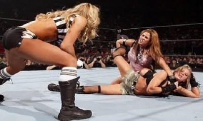 Ashley Massaro in her RAW