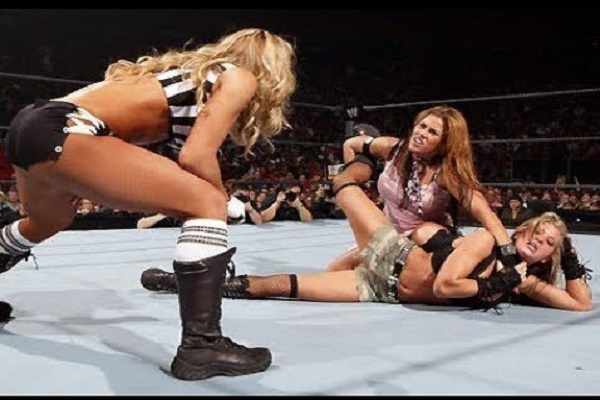 Ashley Massaro in her RAW