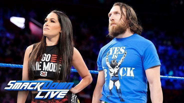 Daniel Bryan Is Married To Brie Bella