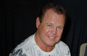 Jerry Lawler suffered a stroke