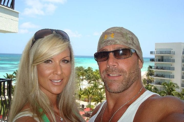 Rebecca Curci and Sean Michaels married