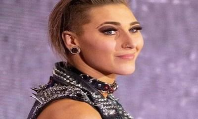 Rhea Ripley NXT Star dating