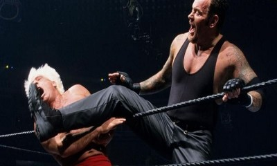 Ric Flair and The Undertaker