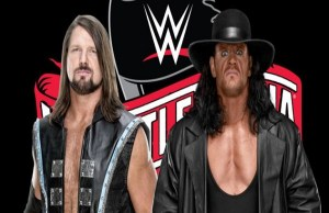 The Undertaker vs AJ Styles planned for WrestleMania 36