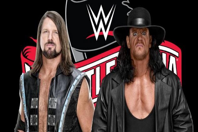 The Undertaker vs AJ Styles planned for WrestleMania 36
