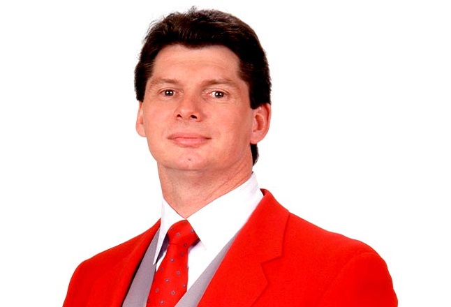 Vince McMahon WWE CEO young guy