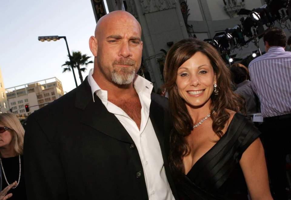 Wanda Ferraton married to Bill Goldberg