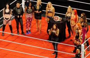 Women in WWE