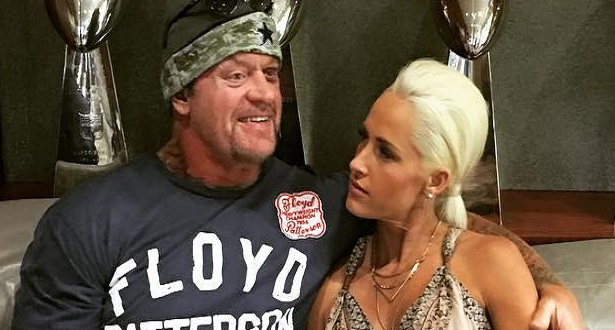 the Undertaker wife Michelle McCool