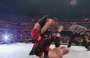 Chris Benoit vs Kane