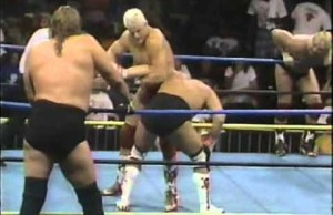 Dusty Rhodes, Barry and Terry